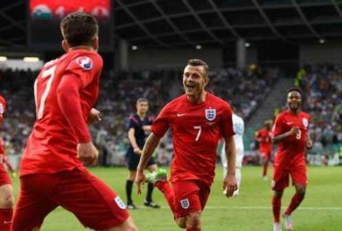 威尔谢尔在英格兰表现出色