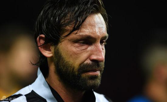 欧冠决赛皮尔洛痛哭为啥