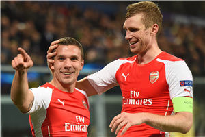 欧冠-阿森纳3分钟2球补时逆转多特蒙德4-0领跑