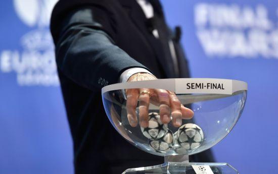 欧足联内定皇马巴萨踢决赛?