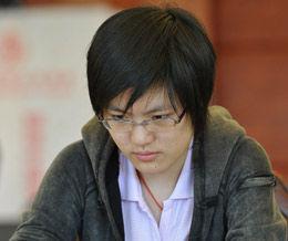 超霸赛第3轮余泱漪艰难击败李超侯逸凡战和倪华