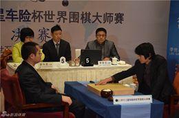 三星杯唐韦星2-0李世石夺冠中国首次包揽年度6冠