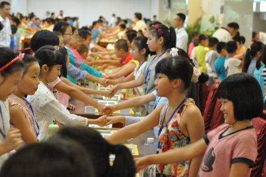 杭州打造新型全国儿童象棋赛 顾韶音:从小事做