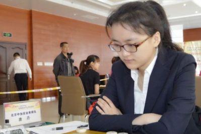 女子象甲联赛北京首夺冠 黑龙江广东分获亚季军