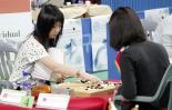 图文-亚洲杯围棋锦标赛落幕新加坡女棋手参赛