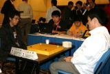 图文-智运会围棋男子个人赛第3轮姜东润对阵山村智保