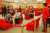 图文-智运会国象混双中国第6金叶江川关注比赛