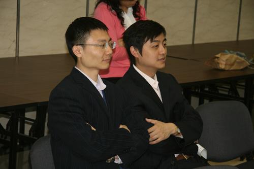 图文-2010围甲联赛开幕式现场王煜辉刘世振出席