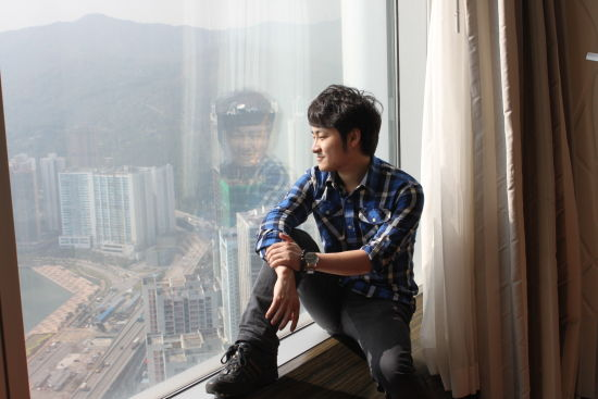 党斐在香港