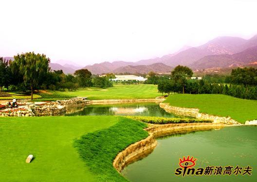 北京国际高尔夫俱乐部球场介绍