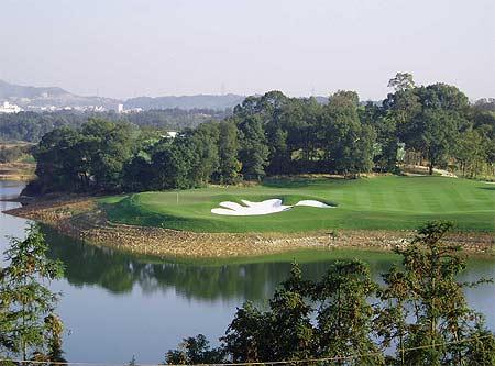 湖南龙湖国际高尔夫俱乐部球场介绍