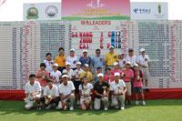 广东省青少年高尔夫球公开赛各路小将逐桂冠