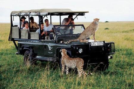至尊旅程-肯尼亚魅力高尔夫巡猎之旅