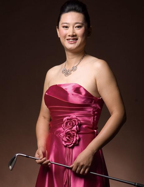 《2009中国十佳高尔夫教练》获奖名单:凌嘉蔚