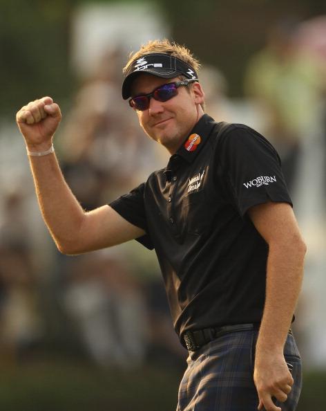 保尔特香港公开赛上胜利一挥