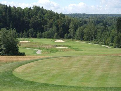 俄罗斯Forest Hills高尔夫俱乐部(由Hills & Forrest设计)