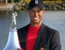 魔幻推杆完美进洞!老虎伍兹阿诺帕玛邀请赛�A得PGA TOUR五连霸