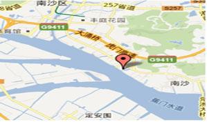 广东顺德君兰国际高尔夫俱乐部位置图示