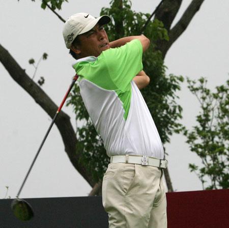 图文-索菲特锦标赛第二轮张连伟