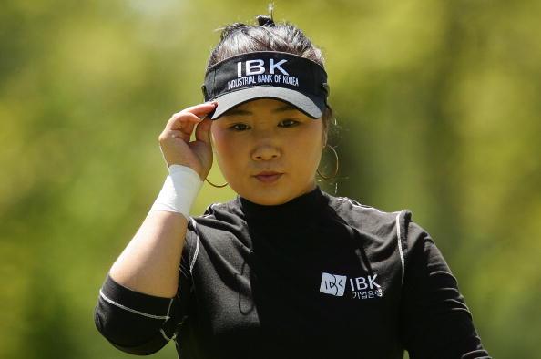 图文-LPGA科宁精英赛林德莉夺冠张晶遗憾落败