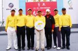 图文-俱乐部联赛总决赛参赛队伍南京银杏湖俱乐部