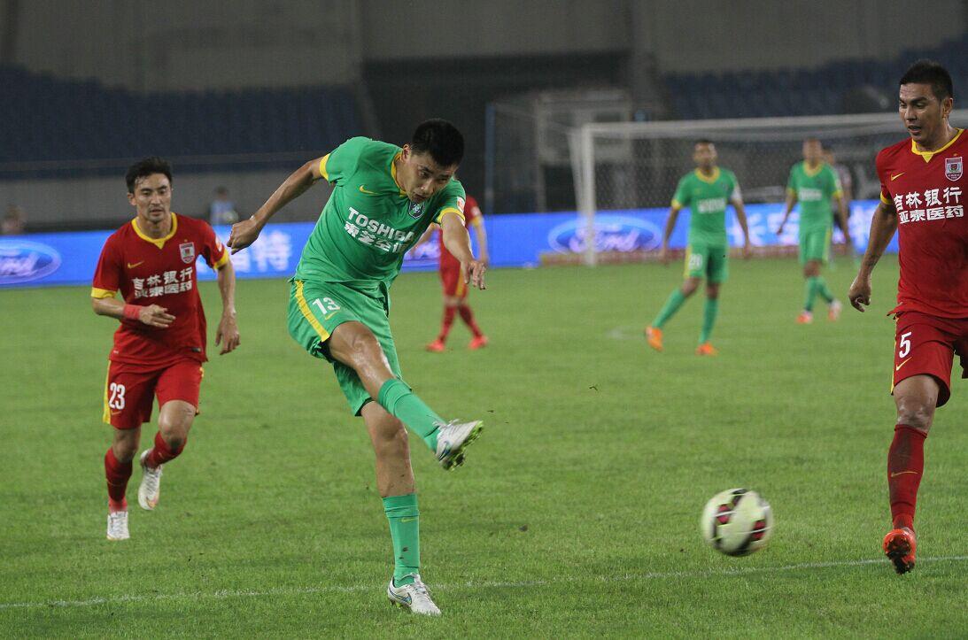 杭州绿城VS长春亚泰(2)