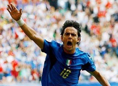 因扎吉世界杯全记录