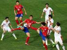 视频集锦-金英权失误韩国0-1伊朗 两队携手出线
