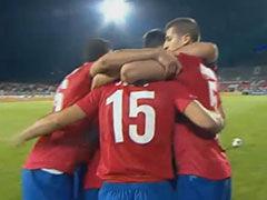 视频集锦-最强阵出战2球落败 日本热身负塞尔维亚