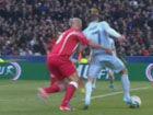 进球视频-里贝里突破无压力 小角度抽射贴地斩