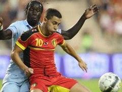视频集锦-本泽马错失良机 法国客场0-0比利时