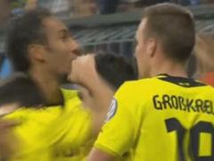 视频集锦-奥巴梅扬加时破僵局 多特2-0慕尼黑1860