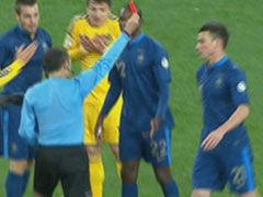 视频-科斯切尔尼无脑吃红 死球掌击对手被罚离场