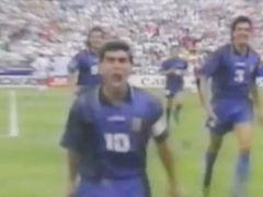 视频-世界杯40年伟大进球 回忆巴乔贝利老马经典
