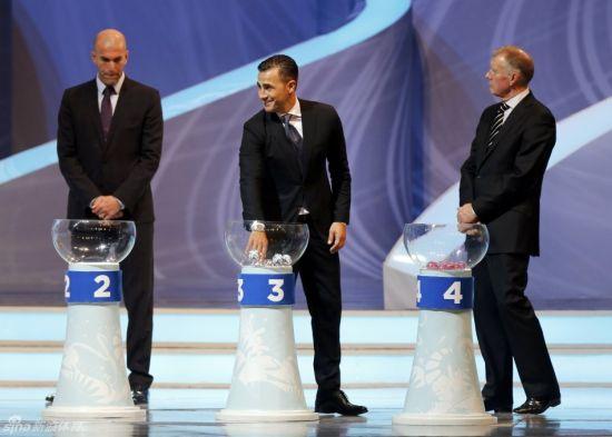 视频-世界杯分组抽签录播 巴西阿根廷好签西荷死磕