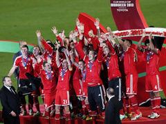 视频集锦-世俱杯拜仁2-0东道主 拉姆高举冠军奖杯