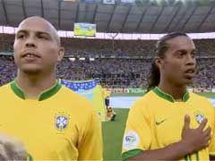 视频-06世界杯经典回顾 卡卡彩虹弧线射落格子军