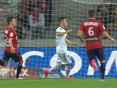 视频集锦-丹麦悍将任意球锁胜局 里尔2-0洛里昂