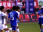 阿尔滨1-1天津