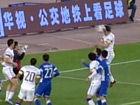 进球视频-阿尔滨角球精准制导 李学鹏暴力头槌破门