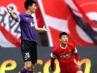 视频集锦-小将伤退武磊头槌绝杀 天津0-1负分垫底