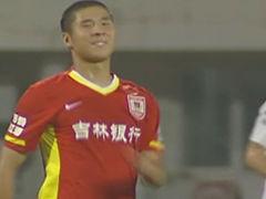 视频集锦-半场损2将赵明剑进球被吹 亚泰0-0上港