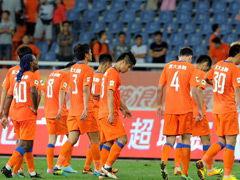 视频录播-中超第23轮:山东鲁能VS上海申鑫下半场