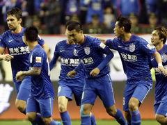 视频录播-中超第2轮 上海绿地VS杭州绿城上半场