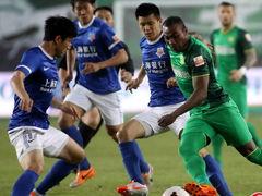 视频录播-中超第12轮 上海申鑫VS北京国安上半场