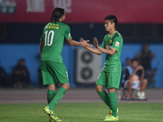 视频集锦-德扬头球一锤定音 国安1-0客胜河南