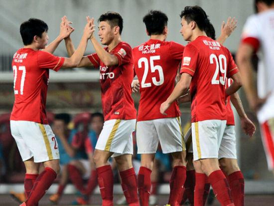 视频集锦-高拉特4助于汉超郑龙双响 恒大7-0