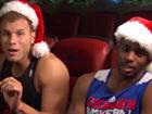 NBA群星唱圣诞歌