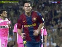 视频-梅西07/08赛季全进球 欧冠赛场崭露锋芒