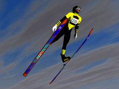 视频-2014年索契冬奥会项目介绍 跳台滑雪